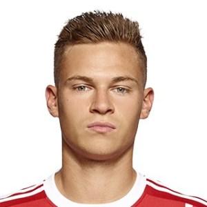 Joshua Kimmich défenseur Bayern Munich