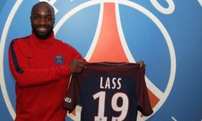 Lassana Diarra été une cible d'Amiens avant de signer au PSG, indique L'Equipe