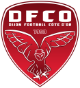 Logo Dijon Football Côte-d'Or