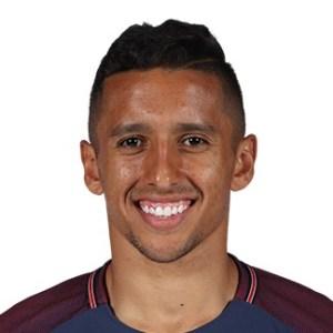Marquinhos défenseur central PSG