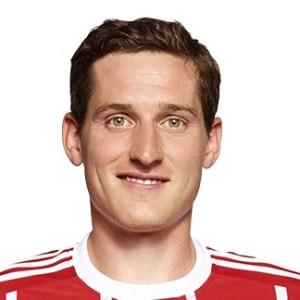 Sebastian Rudy milieu de terrain Bayern Munich