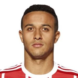 Thiago Alcantara milieu de terrain FC Bayern Munich
