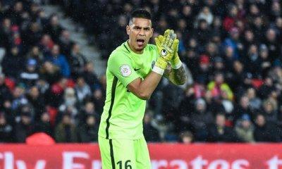 Alphonse Areola 3e meilleur gardien en Europe en 2018, d'après le CIES