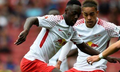 """Jean-Kévin Augustin """"Neymar et Cavani ? En termes de talent, Werner moi nous pouvons commencer à nous comparer à eux"""""""