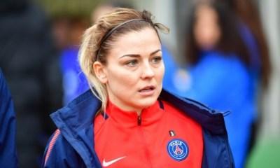 Laure Boulleau veut encore retrouver les Bleues et de disputer la Coupe du Monde 2019