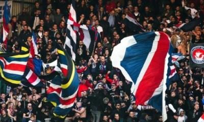 NicePSG - Les supporters parisiens très encadrés, le Collectif Ultras Paris refuse de se déplacer
