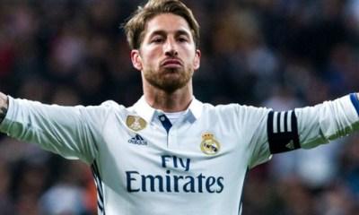"""Ramos """"Nous, nous aimons surtout parler sur le terrain, pas en dehors"""""""
