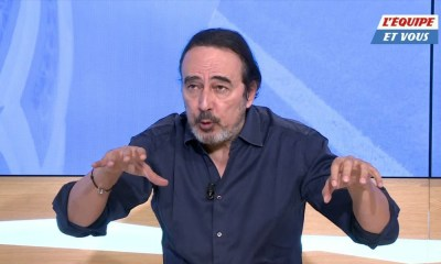 """PSG/Guingamp: Roustan """"Il s'est passé quelque chose à la mi-temps"""""""