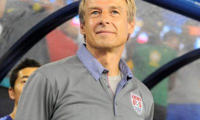 """Klinsmann """"Si je regarde les choses d'un point de vue extérieur, la bonne idée serait de garder Emery"""""""