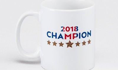 Le PSG met en vente des mugs pour fêter son titre de champion de France