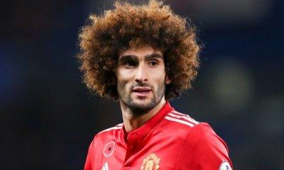 "Mercato - Mourinho ""Je pense que Marouane Fellaini va rester"""