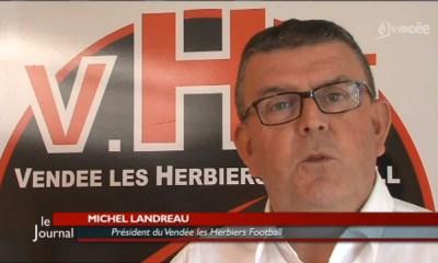 """Les Herbiers/PSG - Michel Landreau """"Ils savent se mettre à la hauteur des gens qu'ils rencontrent"""""""