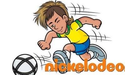 Nickelodeon Brésil crée une série sur le modèle de Neymar