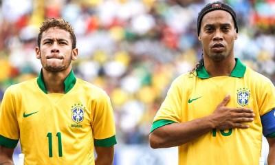 """Ronaldinho """"Neymar aidera le Brésil à gagner la Coupe du Monde"""""""
