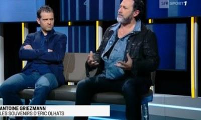 Olhats, ancien agent de Griezmann, confie qu'un poste au PSG lui a été proposé la saison dernière