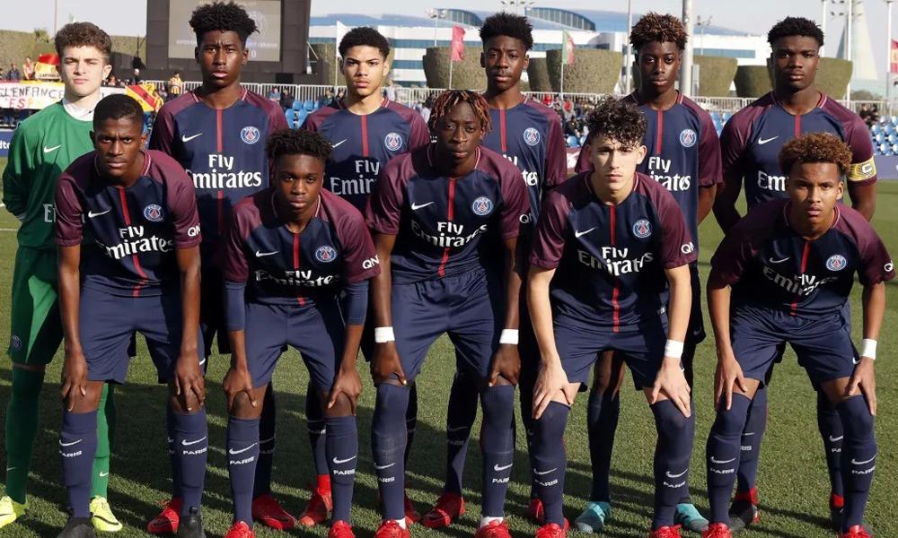 Les u17 du psg parisiens qualifi s pour les playoffs - Calendrier coupe du monde u17 ...