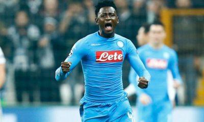 Mercato - Le PSG s'intéresse à Amadou Diawara pour renforcer son milieu, d'après la Rai