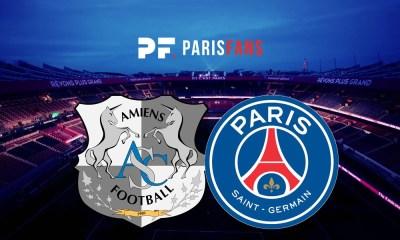 Amiens/PSG - Les équipes officielles : Mbappé sur le banc, Thiago Motta et Pastore titulaires