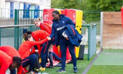 C'est bien Bernard Mendy qui sera l'entraîneur du PSG pour la finale de Coupe de France contre l'OL