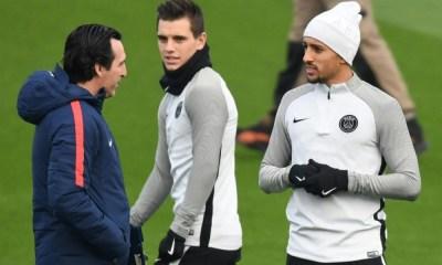 """Marquinhos """"Emery je ne garderai que de bonnes choses de lui"""""""