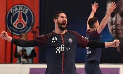 Le PSG place ses meilleurs joueurs dans l'équipe type de l'EHF 2017-2018