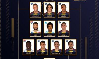 Trophées UNFP Mbappé, Neymar et Emery récompensés, ainsi qu'une équipe-type très PSG.jpg