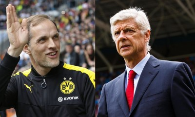 Tuchel + Wenger