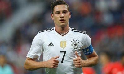 Allemagne/Suède - Les équipes officielles : Draxler positionné en milieu offensif