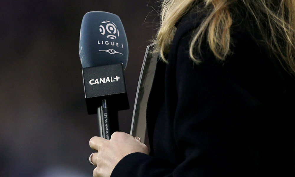 Canal + Ligue 1