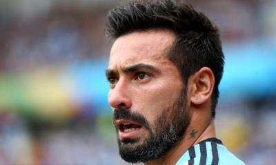 """France/Argentine - Lavezzi """"ce sera un match magnifique...chacun se méfiera de l'autre"""""""