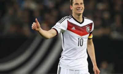 L'Allemagne s'impose au bout du temps additionnel, Draxler sort à la pause