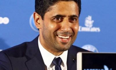"""Nasser Al-Khelaïfi """"Un très fort sentiment de fierté...Nous sommes sur le bon chemin"""""""