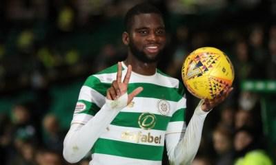 Odsonne Edouard est transféré au Celtic Glasgow et devient la plus grosse dépense l'histoire du club