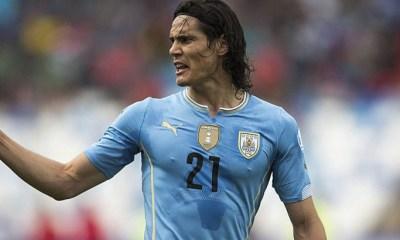 Uruguay/Russie - La Celeste prend la première place, Cavani marque enfin