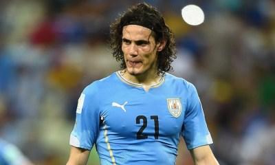 Uruguay/Russie - Les équipes officielles : Cavani titulaire, comme toujours