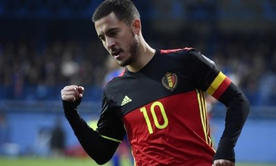 """Hazard """"Mbappé, dans le football moderne on n'avait jamais connu ça...Il mérite déjà le Ballon d'Or"""""""
