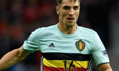 Belgique/Japon - Les équipes officielles : Thomas Meunier titulaire