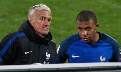 """Didier Deschamps """"Mbappé ? Être aussi efficace à 19 ans, ça le classe hors-norme"""""""
