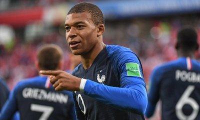 France/Belgique - Mbappé devrait bien pouvoir jouer, écrit Le Parisien