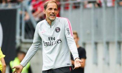 """L'Equipe évoque le """"style de management"""" de Tuchel, très loin de celui d'Emery"""