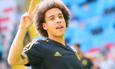 Mercato - Axel Witsel est entre le PSG et le Borussia Dortmund, selon Bild