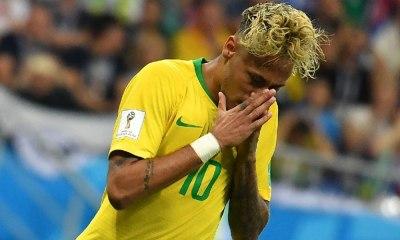"""Ronaldo: """"Neymar doit améliorer son contrôle émotionnel"""""""