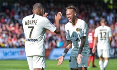 Ligue 1 - 1 seul joueur du PSG dans le onze-type de la 2e journée de L'Equipe