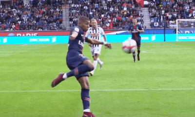 Revivez le match de Kylian Mbappé contre Angers au plus près grâce à Dugout