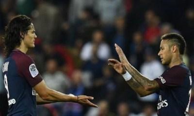PSG/Angers - Avant la rencontre, Cavani et Neymar vont être récompensés par la LFP pour la saison passée