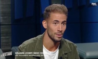 """Lecomte: """"Mbappé ? Sincèrement, c'est impressionnant"""""""