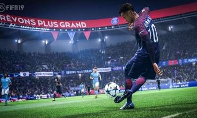 FIFA19 Neymar