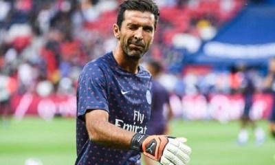 Gianluigi Buffon va jouer les 2 prochains matchs du PSG, indique L'Equipe
