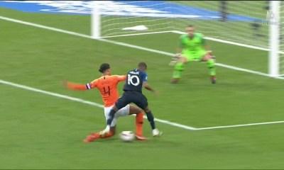 Le duel remporté par Van Dijk par Mbappé très commenté en Angleterre et le Liverpool Echo y voit un avertissement