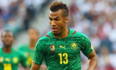 """Choupo-Moting nommé capitaine du Cameroun, """"Je suis content"""""""